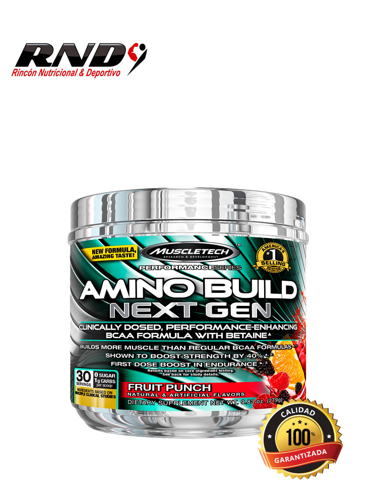 AMINO BUILD NEXT GEN (30 SERV)