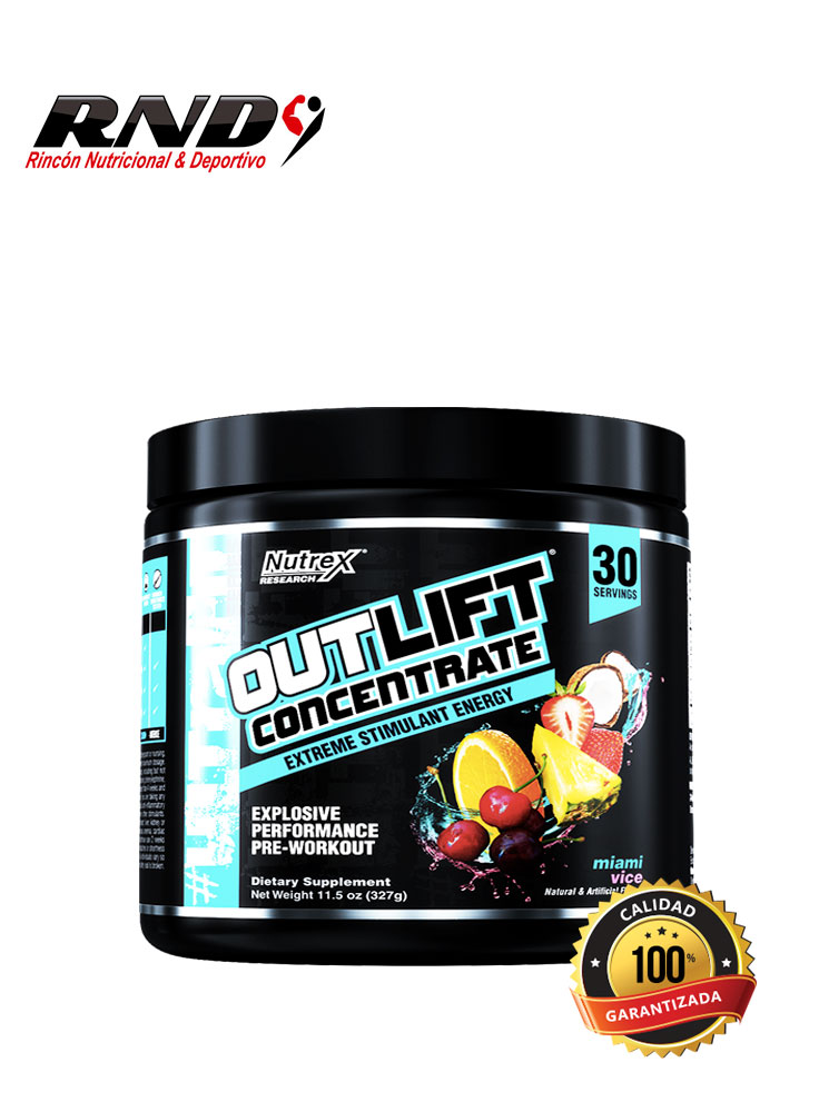 OUTLIFT CONCENTRATE (30 SERV)