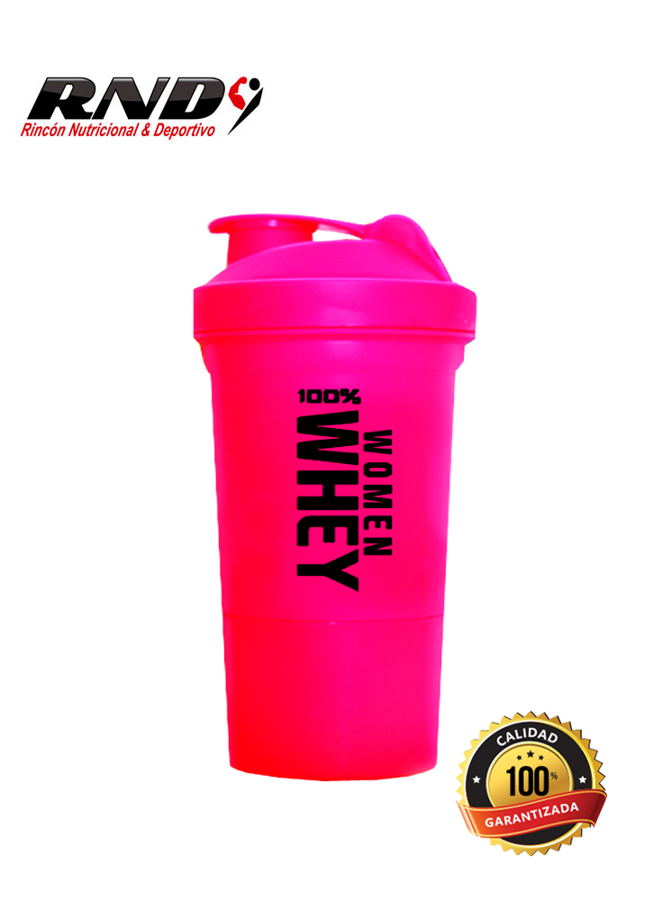 SHAKER WOMAN WHEY (400 ML)