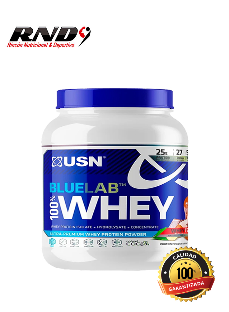 BLUE LABS 100% WHEY (27 SERV)