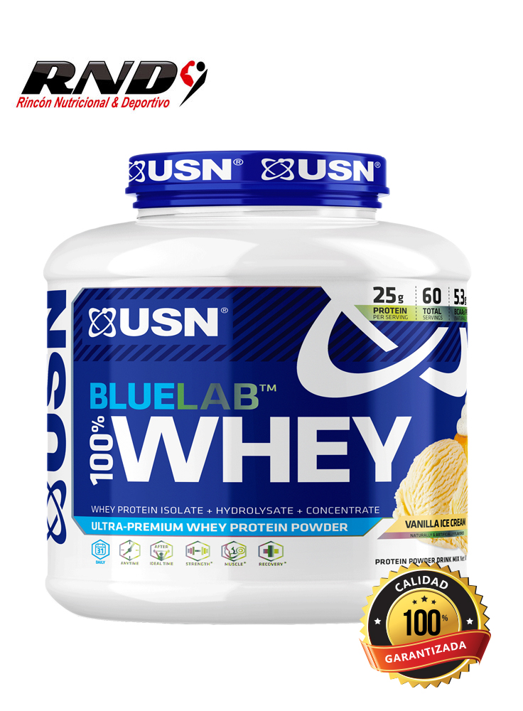BLUE LABS 100% WHEY (60 SERV)
